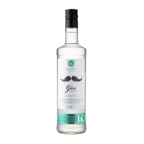 GIN S KLANCA - SLOVENSKI GIN 0,7 l